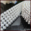 Rhinestone Mesh Fashion Decorative Buckles Shoe