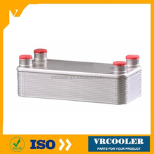 waste heat recover vrcooler vegetable quick freezing equipment