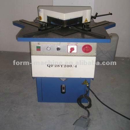Despuntadora hidraulica equipo armarios cocina industrial for Maquina que cocina