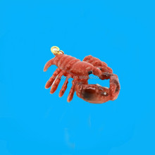 artificial ceramic lobster for home decoration