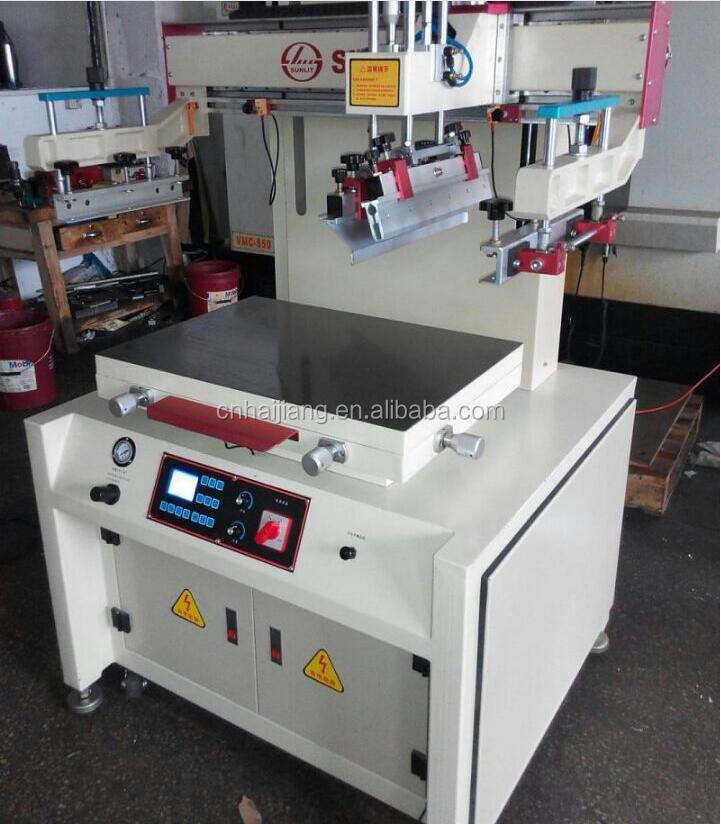 plastic tube printing machine