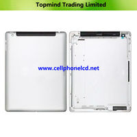 Hot Sale Back Cover Housing for iPad 4 3G Version