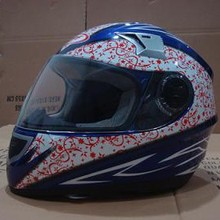 Mens full face helmet with bluetooth---ECE/DOT Certification Approved