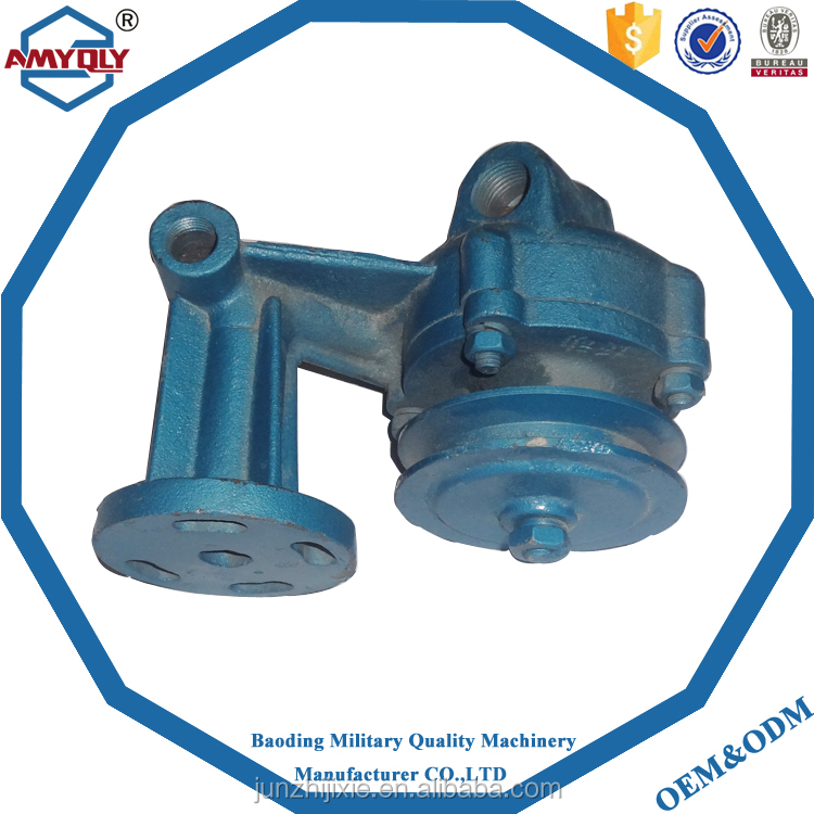 China diesel engine spare parts S195 2hp automatic water pump with high quality small quantity accept