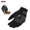 BJ-GLO-MCS17 Motorcycle microfiber gloves Racing Luvas Cycling Touch gloves