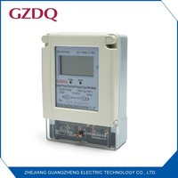 Hot sale smart single phase prepaid meter inducation type energy meter