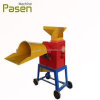Grain crusher machine / ensilage chaff cutter / farming shredding machine