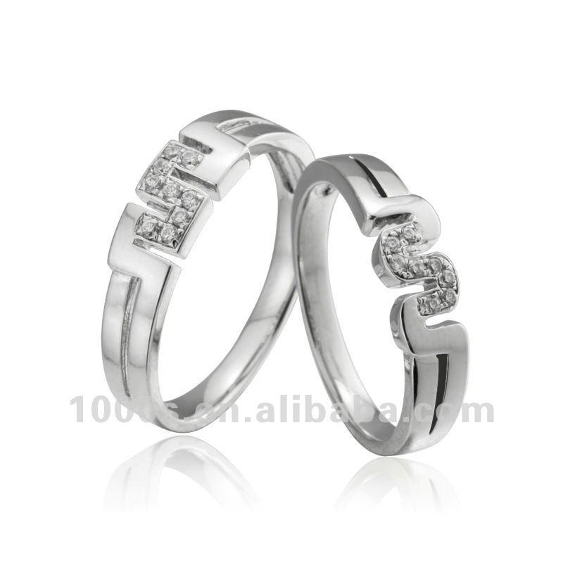 China Elegant Couple Rings, China Elegant Couple Rings ...