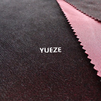 cross twill fabric polyester fabric for garment