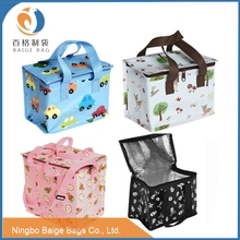 polyester beer can cooler bag folded aluminum foil freezer bag cheap bluetooth speaker cooler bag