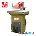 hydraulic swing arm cloth/fabric clicker machine