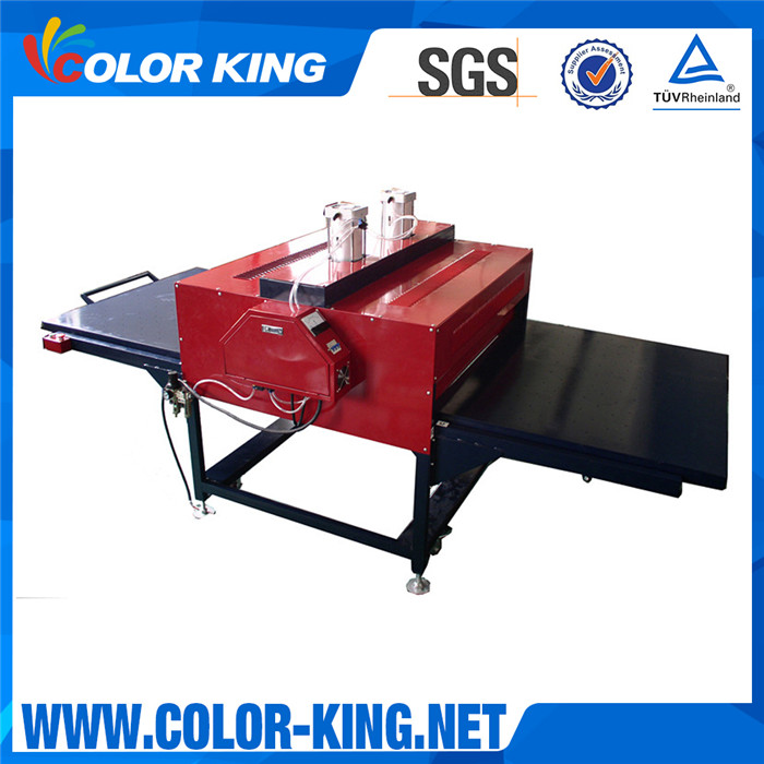 High quality Pneumatic Double Sided Large Format Heat Press Machine