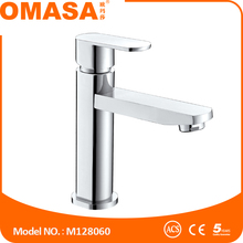 Luxury faucets single handle mixer bathroom basin mixers
