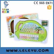 Customize Kids Musical Instrument Piano Toy China Educational Toy Manufacturer