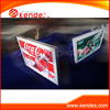small size led advertising screen for water/drinks