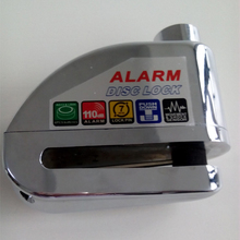 Remote Motorcycle Alarm Lock Alarm Disc Lock