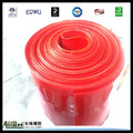 Professional price of Red silicone rubber with CE certificate 1.2mm thickness