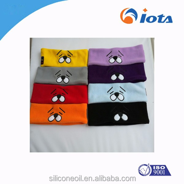 high quality best selling fashinable IOTA B-002 Cartoon Slim Bluetooth headband with Sport Sweat Absorbed Knitted Headband