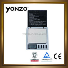 200g * 0.01g mini digital pocket escala de gramo (YZ-1723)