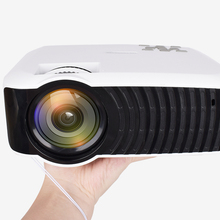 T23K Mini <strong>Projector</strong> 2400 Lumens 1280*720 Portable Video HD T4 Mini Beamer Home Theater Optional T22 <strong>Projector</strong>
