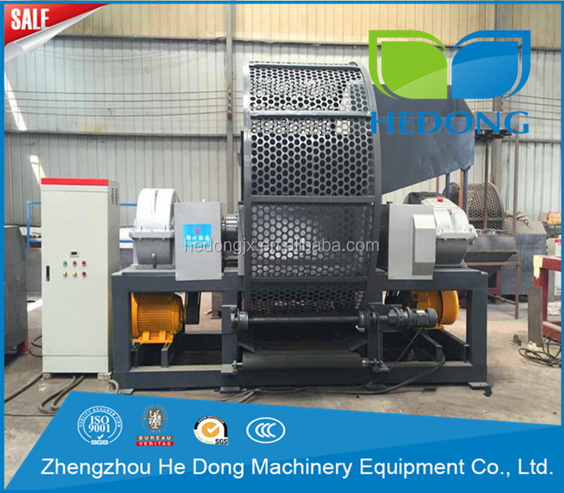 Waste tyre recycling plant/Waste Tire Processing Plant/Rubber granule Making Line