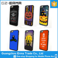 Latest Hot Sale Hollowen Monster PC Mobile Phone Case for iphone 4 mobile phone accessory plastic case