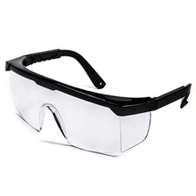 CE EN 166F and ANSI Z87.1 standard protective safety goggles