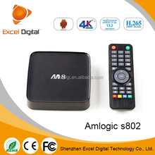 2015 high quality Smart Home egreat quad core android 4.2 smart tv box u8 for worldwide support xbmc