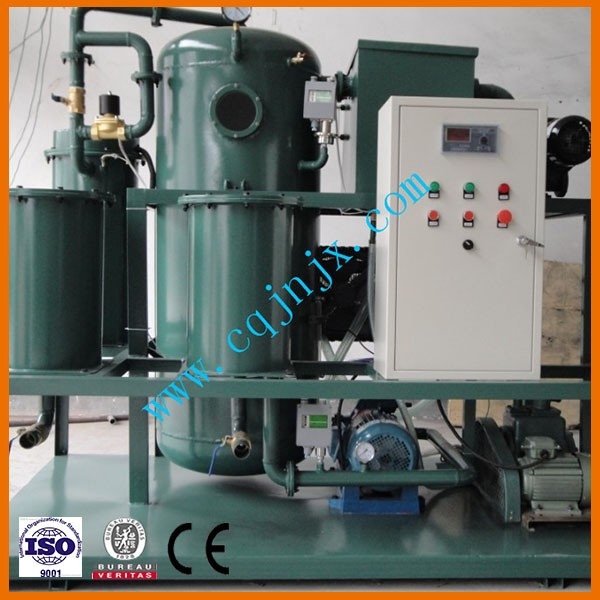 chongqing ZLA transformer oil purifier system waste insulation oil recycle