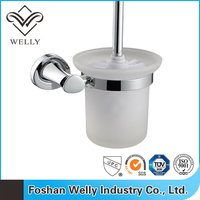 High Quality Hotel Style Bathroom Accessory Toilet Brush Holder