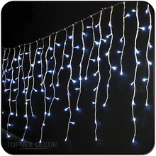 Fashion Style Waterproof Led Decorative Serial Lights For Christmas Decor