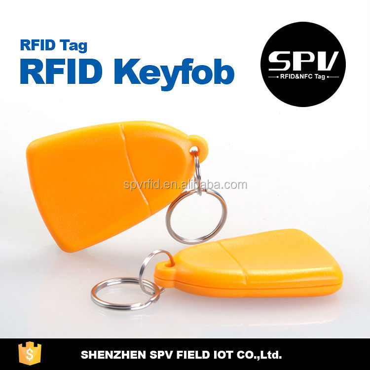 Low Frequency 125KHz ABS Waterproof RFID Security Key Tag