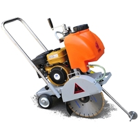 2015 hot sale 13A Road gasoline engine Concrete Cutter