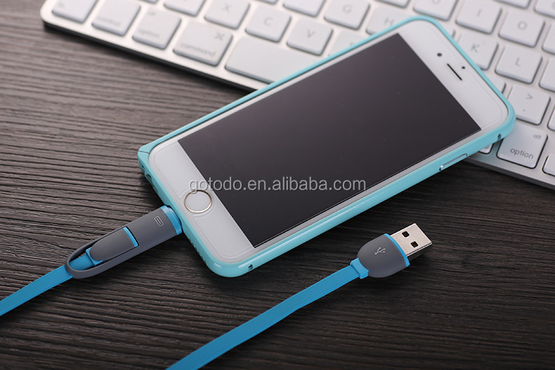 Fast data transfer usb multi charger data cable usb quick charger cable wholesale