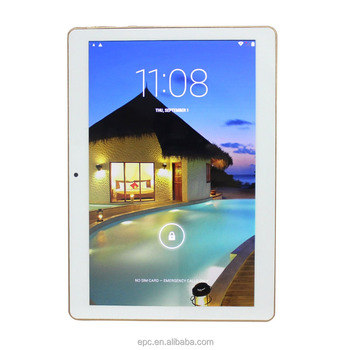 10 android tablet wholesale Quad Core 1280*800 IPS screen 10.1 inch tablet