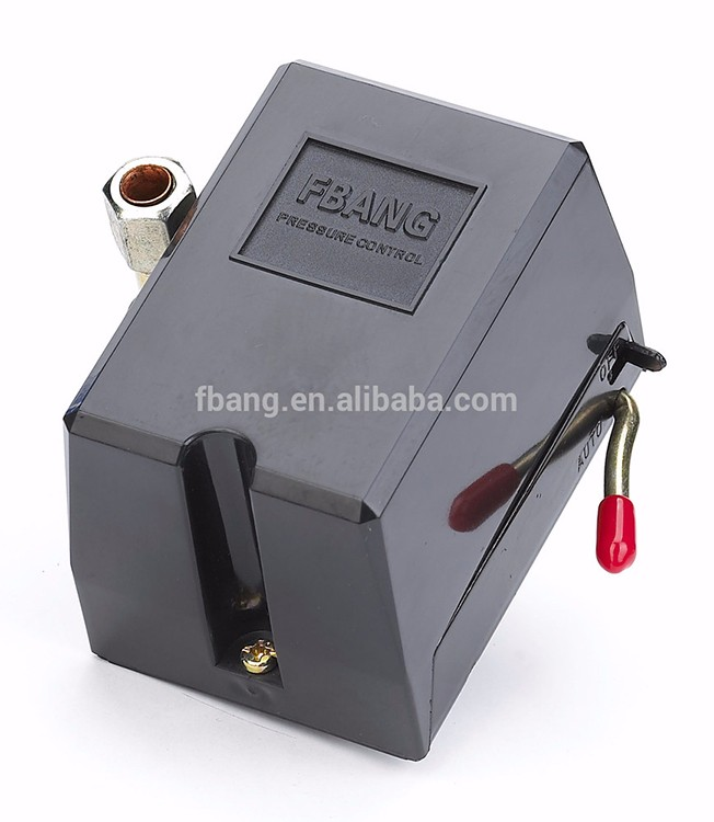 European standard air compressor pressure switch control for sale