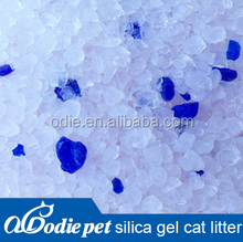 1-8mm silica gel cat litter /crystal kitty litter with apple, lemon, orange ...