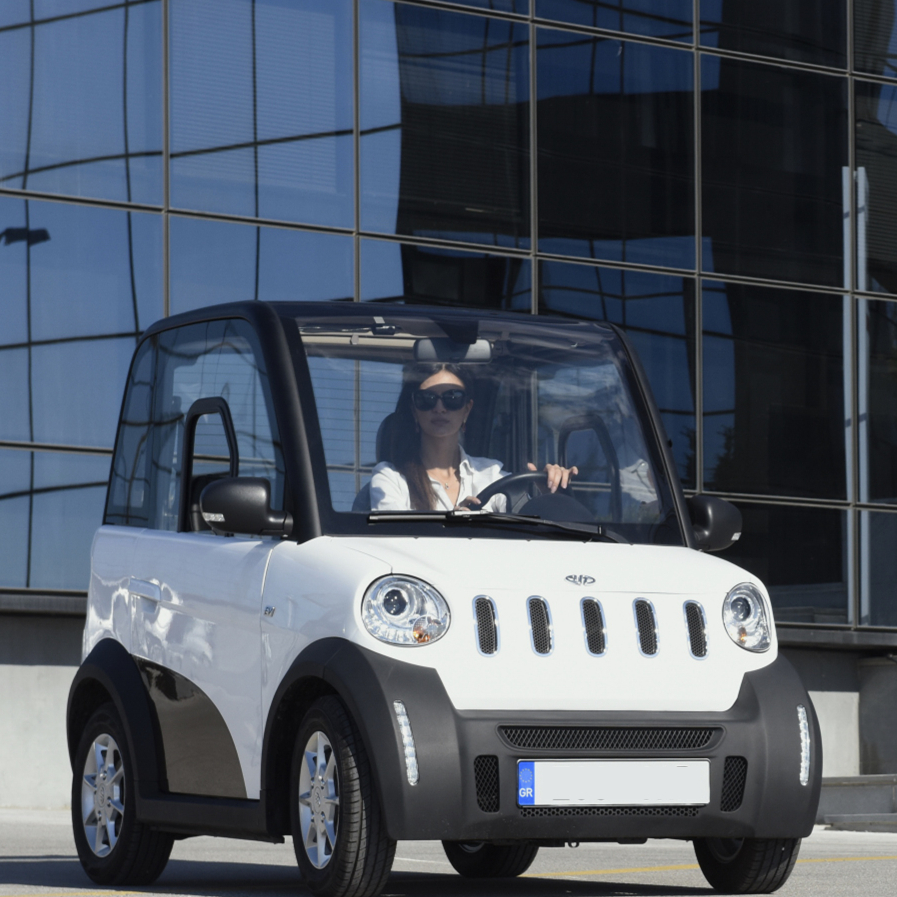 EEC L7e L6e 4wd electric vehicle 2 seater cheap price for sale mini electric car