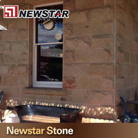 Newstar Sandstone wall cladding sandstone building blocks