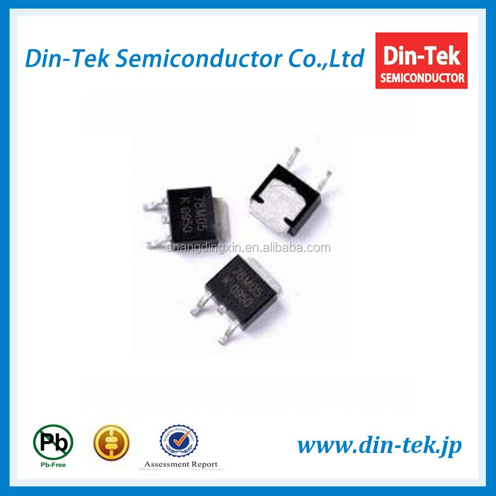 DTU85N04 N-Channel 40-V (D-S) MOSFET DC/DC switching circuit