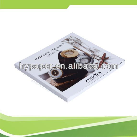 cheap catalog brochure manual printing service