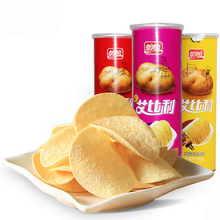 Panpan better fresh canned food potato crisps