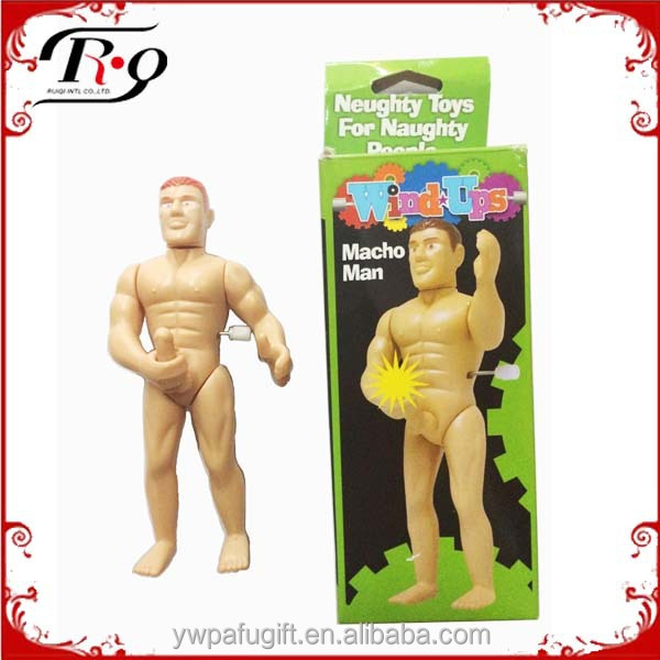 novelty hen party man toy