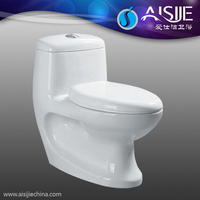 A3116 Watersense Elongated White Washdown Ceramic One Piece Toilet MADE IN CHINA