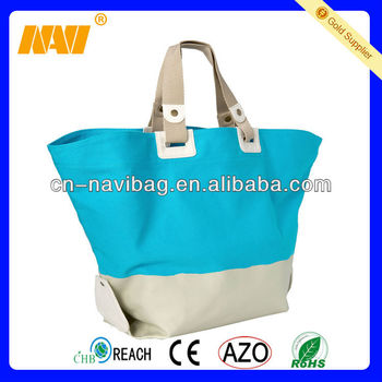 China factory direct produce fabric shoulder bags(NV-TO017)