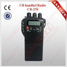 Nanfone CB-270 FM RADIO CB Radio With Wide Frequency 25-30MHz and dual channel standby walkie talkie