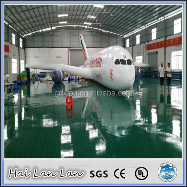 Promotion Inflatable Model Aircraft