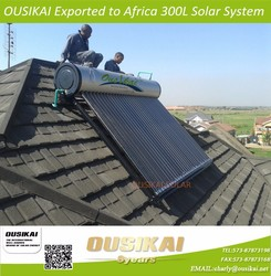 Ousikai solar water heater solar thermal hot water heater