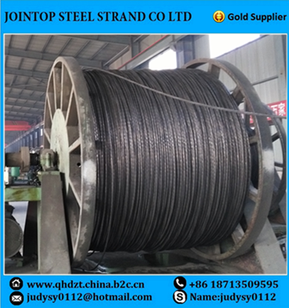 Prestressing Steel Wire Strand for Concrete of ASTM, GB, JIN Standard