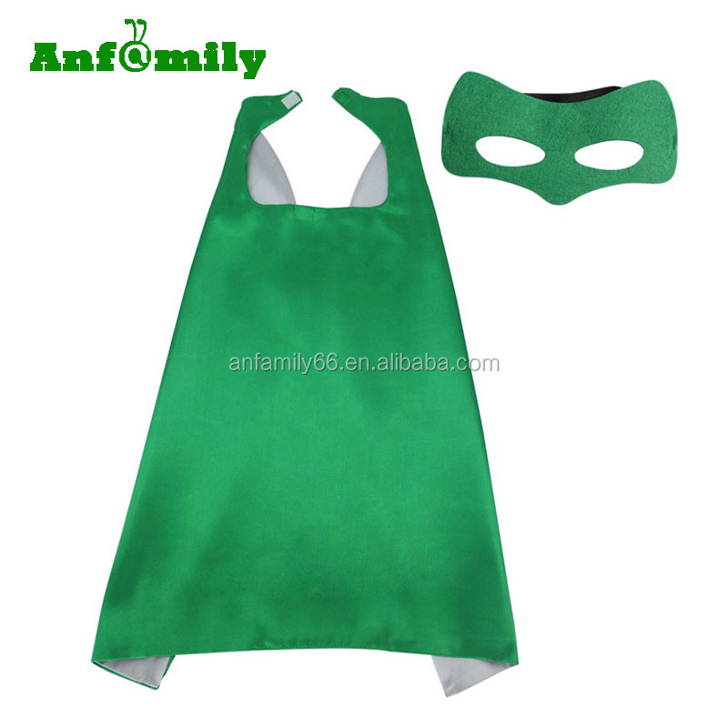 Wholesale superhero capes and mask custom for kids